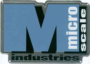Micro Scale Die-Cut Metal Sgn Micro, LIST PRICE $14.5