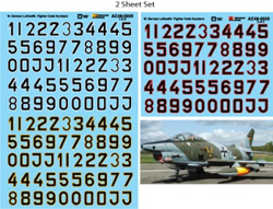 Micro Scale O Luftwaffe Fighter Codes, LIST PRICE $8.75