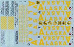 Micro Scale N Alaska dsl locos 1980 PS, LIST PRICE $5.75