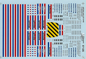Micro Scale N AMT Amf car phase3 paint, LIST PRICE $6.5