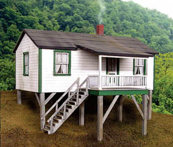 BTS Cabin Creek Company House, LIST PRICE $37.95
