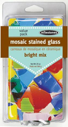 Midwest Milestones,� Bright Mix Stained Glass, LIST PRICE $9.99