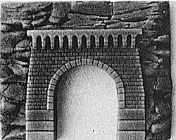 Mountains in Minutes Tunnel portal brick, LIST PRICE $10.58