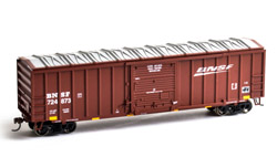 Roundhouse HO 50ft OB Box BNSF #724873, DUE 9/30/2019, LIST PRICE $28.98