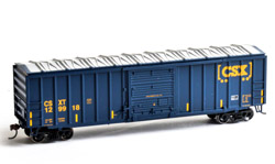 Roundhouse HO 50ft OB Box CSX #128818, LIST PRICE $28.98