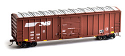 Roundhouse HO 50ft OB Box NS #405529, LIST PRICE $28.98