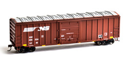 Roundhouse HO 50ft OB Box NS #405534, DUE 9/30/2019, LIST PRICE $28.98