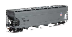 Roundhouse HO ACF 5250 Centerflow Hopper  UP #220008, LIST PRICE $28.98