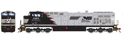 Roundhouse HO GE AC4400CW NS Red Mane 4003, LIST PRICE $139.98