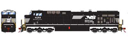 Roundhouse HO GE AC4400CW NS4052, DUE 1/30/2020, LIST PRICE $139.98