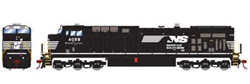 Roundhouse HO GE AC4400CW NS4059, DUE 1/30/2020, LIST PRICE $139.98