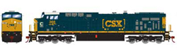 Roundhouse HO GE AC4400CW CSX Heritage Chessie 366, DUE 1/30/2020, LIST PRICE $139.98