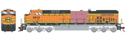 Roundhouse HO GE AC4400CW BNSF Repair 5610, DUE 1/30/2020, LIST PRICE $139.98