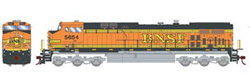 Roundhouse HO GE AC4400CW BNSF Faded5654, DUE 1/30/2020, LIST PRICE $139.98