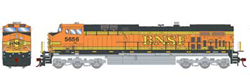 Roundhouse HO GE AC4400CW BNSF Faded5656, DUE 1/30/2020, LIST PRICE $139.98