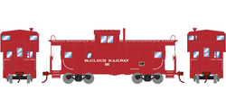Roundhouse HO WV Caboose McCloud River Ry 102, DUE 4/30/2019, LIST PRICE $29.98