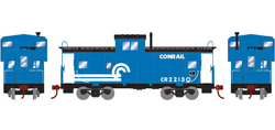 Roundhouse HO WV Caboose Conrail 22130, LIST PRICE $29.98