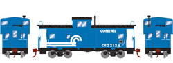 Roundhouse HO WV Caboose Conrail 22134, LIST PRICE $29.98