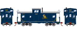 Roundhouse HO WV Caboose C&O 3147, LIST PRICE $29.98