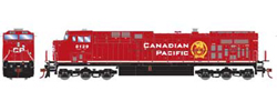 Roundhouse HO GE AC4400CW CP New Beaver 8129, DUE 1/30/2020, LIST PRICE $139.98