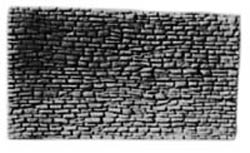 Pre-Size Model Specialties Retaining wall ran stone, LIST PRICE $11.2