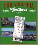 Morning Sun Books Philadelphia Trolleys in Clr, LIST PRICE $59.95