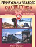 Morning Sun Books PRR Fac Clr V14 Buckeye Div East of Columbus Union, LIST PRICE $59.95