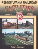 Morning Sun Books PRR Facilities in Clr V17 Chicago Division, LIST PRICE $59.95
