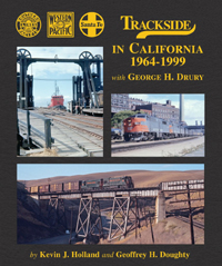 Morning Sun Books Trackside in California 1964 1999 With George H. D, LIST PRICE $59.95