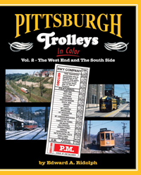 Morning Sun Books Pittsburgh Trolleys Clr V2 The West End & The Sout, LIST PRICE $59.95