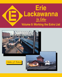 Morning Sun Books EL in Clr V9 Working the Extra List, LIST PRICE $59.95