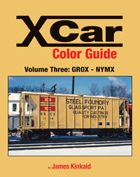 Morning Sun Books X Car Golor Guide V3 GROX NYMX, LIST PRICE $59.95