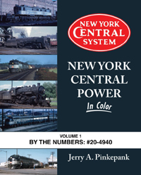 Morning Sun Books NYC Pwr in Clr V1 By the Numbers #20 4940, LIST PRICE $59.95