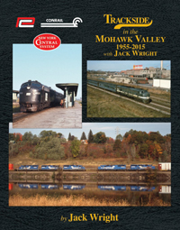 Morning Sun Books Trackside Mohawk Valley 1955 2015 HC, 128 pages, LIST PRICE $59.95