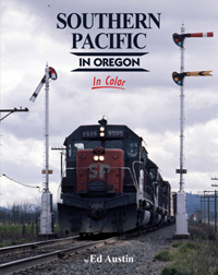 Morning Sun Books SP In Oregon In Clr HC, 128 pages, LIST PRICE $59.95