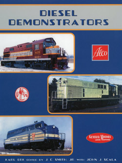 Morning Sun Books Diesel Demonstrators Hardcover, 256 Pages, DUE TBA, LIST PRICE $69.95