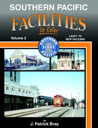 Morning Sun Books SP Facilities Clr V2 LAUPT to New Orleans, LIST PRICE $59.95