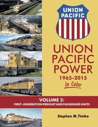 Morning Sun Books UP Pwr 65 15  Clr V2 1st Gen Frght and Passenger U, LIST PRICE $59.95
