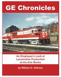 Morning Sun Books GE Chronicles An Employee's Loco Prod at the Erie, LIST PRICE $59.95