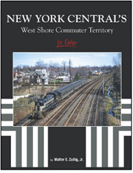 Morning Sun Books NYC West Shore Commuter Territory In Clr HC, 128 P, LIST PRICE $59.95