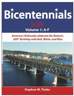 Morning Sun Books Bicentennials In Clr V1 A F, HC, 128 Pages, LIST PRICE $59.95