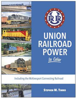 Morning Sun Books Union RR Pwr in Clr HC, 128 Pages, LIST PRICE $59.95