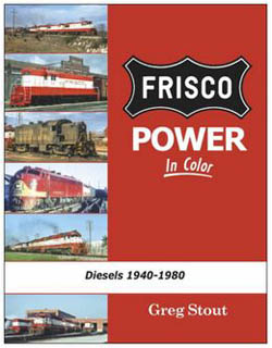 Morning Sun Books Frisco Pwr in Clr HC, 128 Pages, LIST PRICE $59.95
