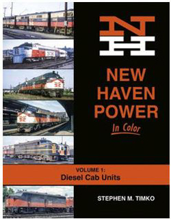 Morning Sun Books NH Power In Color Volume 1: Diesel Cab Units HC, DUE 2/15/2020, LIST PRICE $69.95