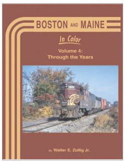 Morning Sun Books A B&M in Color, Thr Yrs V4, LIST PRICE $69.95