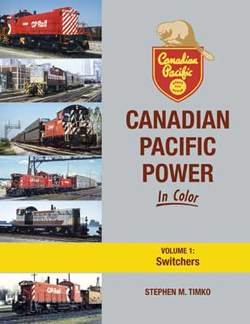 Morning Sun Books A CP Power in Color Vol 1, LIST PRICE $69.95