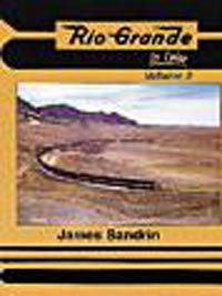 Morning Sun Books 1218 D&RGW in COLOR Vol-3, LIST PRICE $59.95