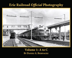 Morning Sun Books Erie RR Official Photography V1 A to C, Black & Wh, LIST PRICE $39.95