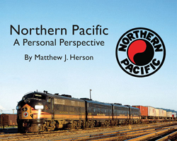 Morning Sun Books Northern Pacific A Personal Perspective  All Clr, LIST PRICE $39.95