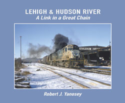 Morning Sun Books Lehigh & Hudson River A Link in a Great Chain Soft, LIST PRICE $39.95